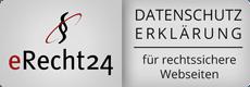 DSVGO Logo eRecht24